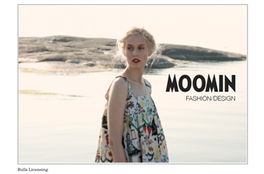Moomin Fashion_design