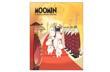 Moomin a world wide brand