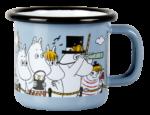 Muurla enamel mug 1,5dl for Tallink Silja