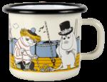 Muurla enamel mug 2,5dl for Tallink Silja