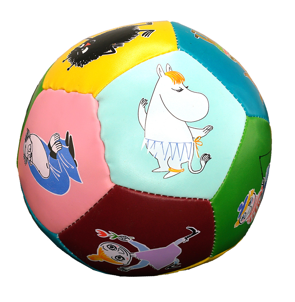 Barbo Toys Moomin Soft Boing Ball