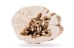 Isoisän Puulelut Moomin magnet Little My