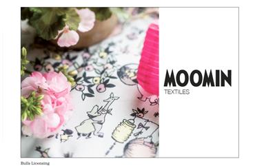 Moomin textiles