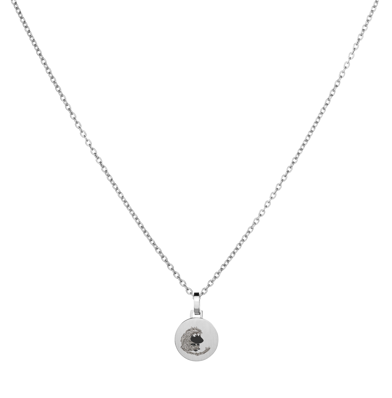 Saurum The Ancestor stainless steel pendant