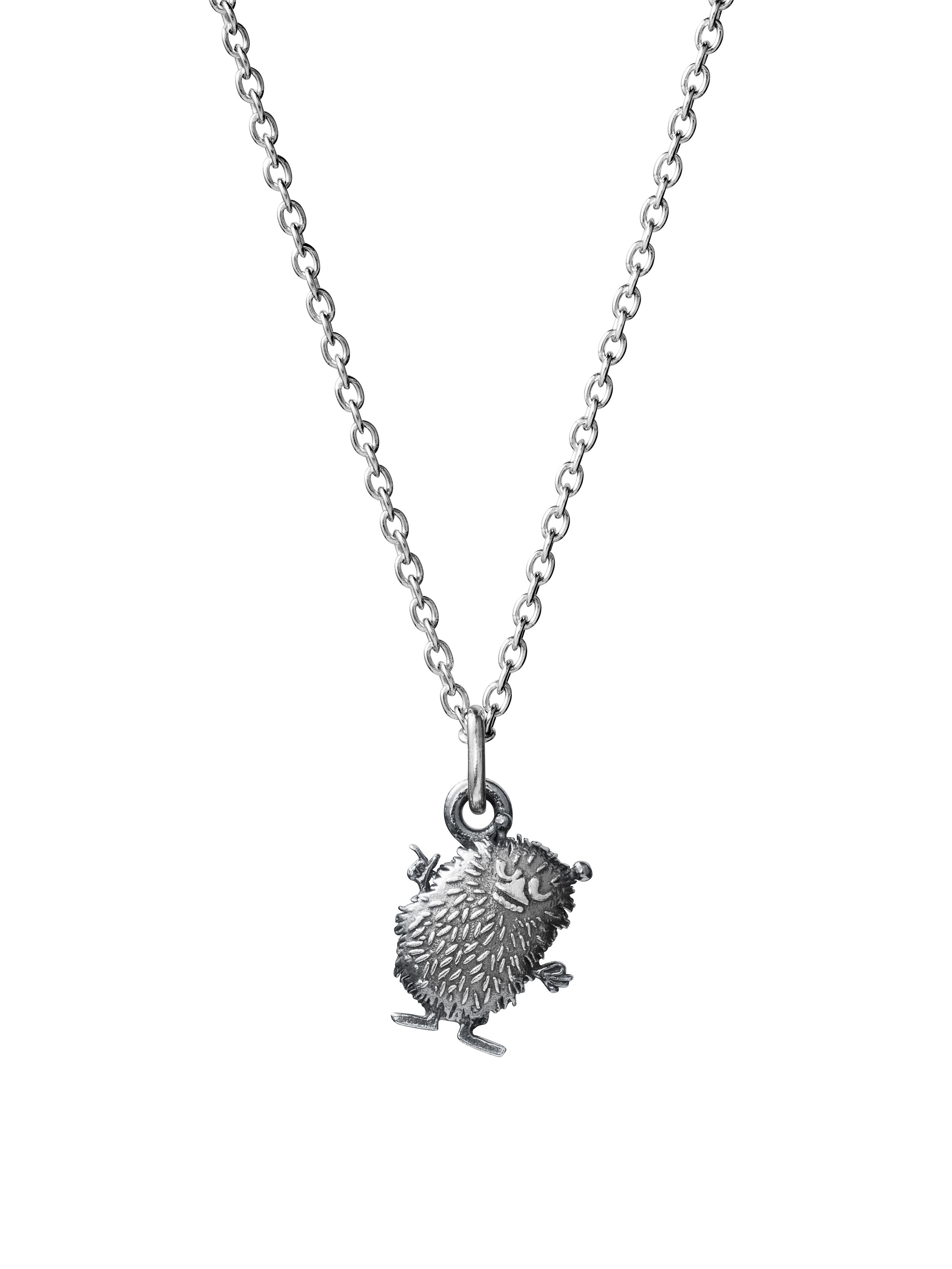 Saurum Stinky silver pendant small