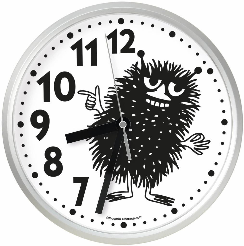 Saurum Wall Clock - Stinky