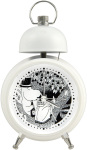 Saurum alarm clock - Moominpappa