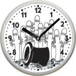 Saurum Wall Clock - Hattifatteners
