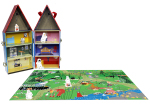 Barbo Toys Moomin house with puzzle