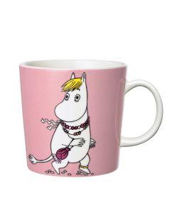 Moomin_mug_0.3l_Snorkmaiden_pink