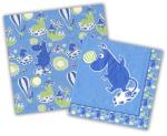 Karto Napkins Moomin blue