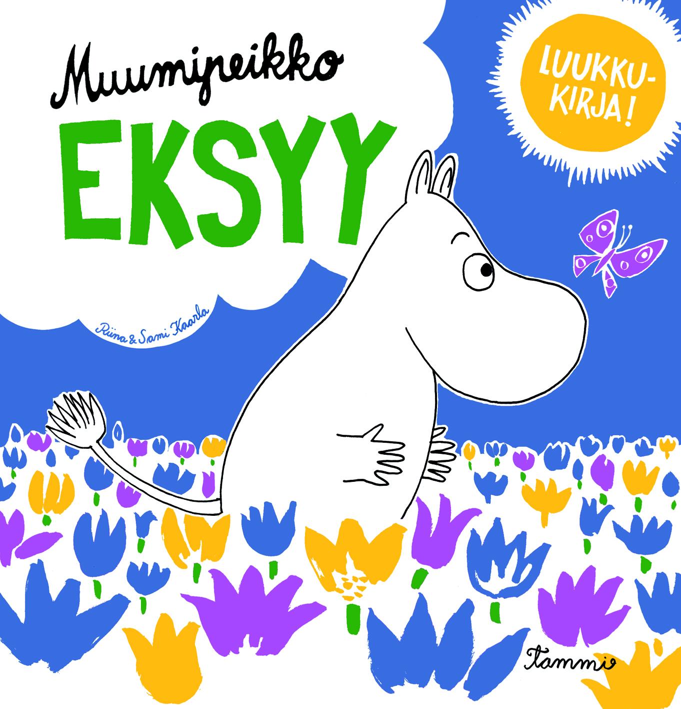 Tammi Muumipeikko Eksyy