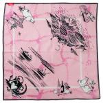 Lasessor Meriseikkailu cotton bandana rosa