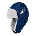 Lasessor Muumipappa liukumäessä winter hat