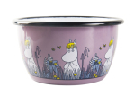 Muurla enamel bowl 3dl Friends Snorkmaiden
