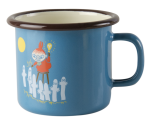 Muurla enamel mug 2,5dl Vintage Little My