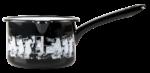 Muurla Moomins in the kitchen enamel saucepan 0,8L