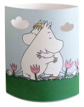 Pluto Night Light Moomin Hug
