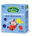 Myllarin Little My's Instant Oat Porridge Banana-Strawberry-Blueberry 6 x 30 g