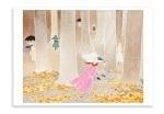 Putinki Postcard The Moominvalley in November