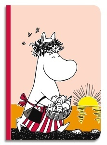 Putinki Exercise Notebook Moominmamma