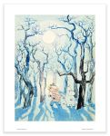 Putinki Poster Moominland Midwinter