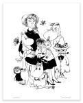Putinki Poster Tove With Characters