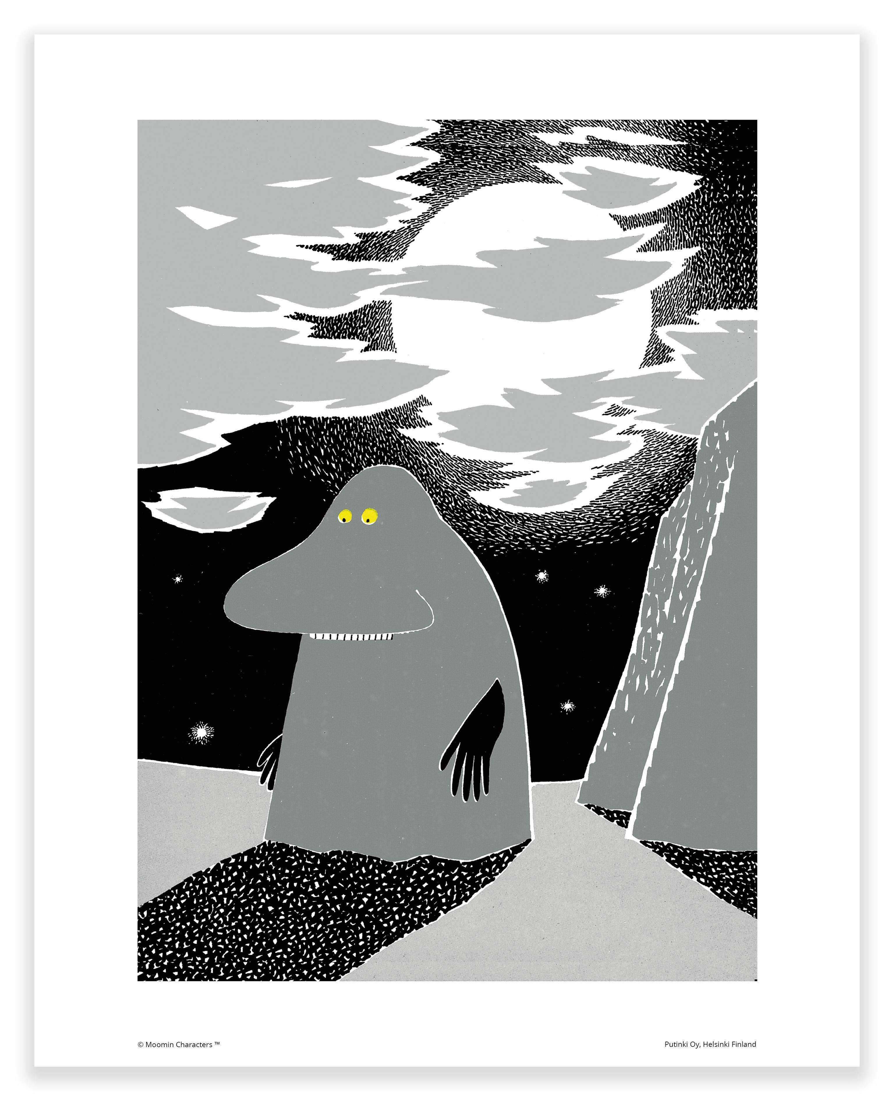 Putinki Poster Groke