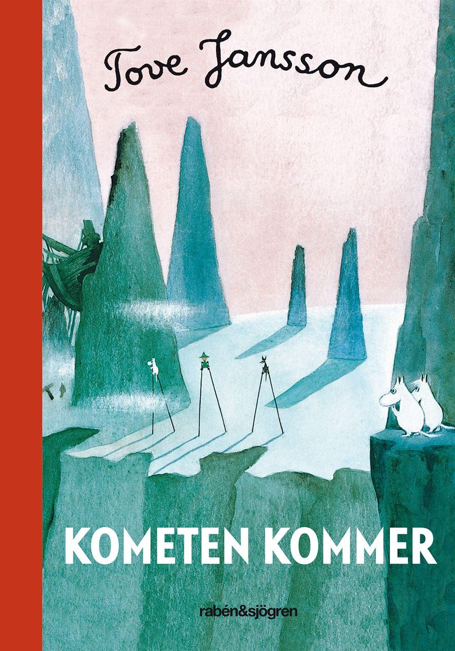 Rabén & Sjögren Kometen kommer