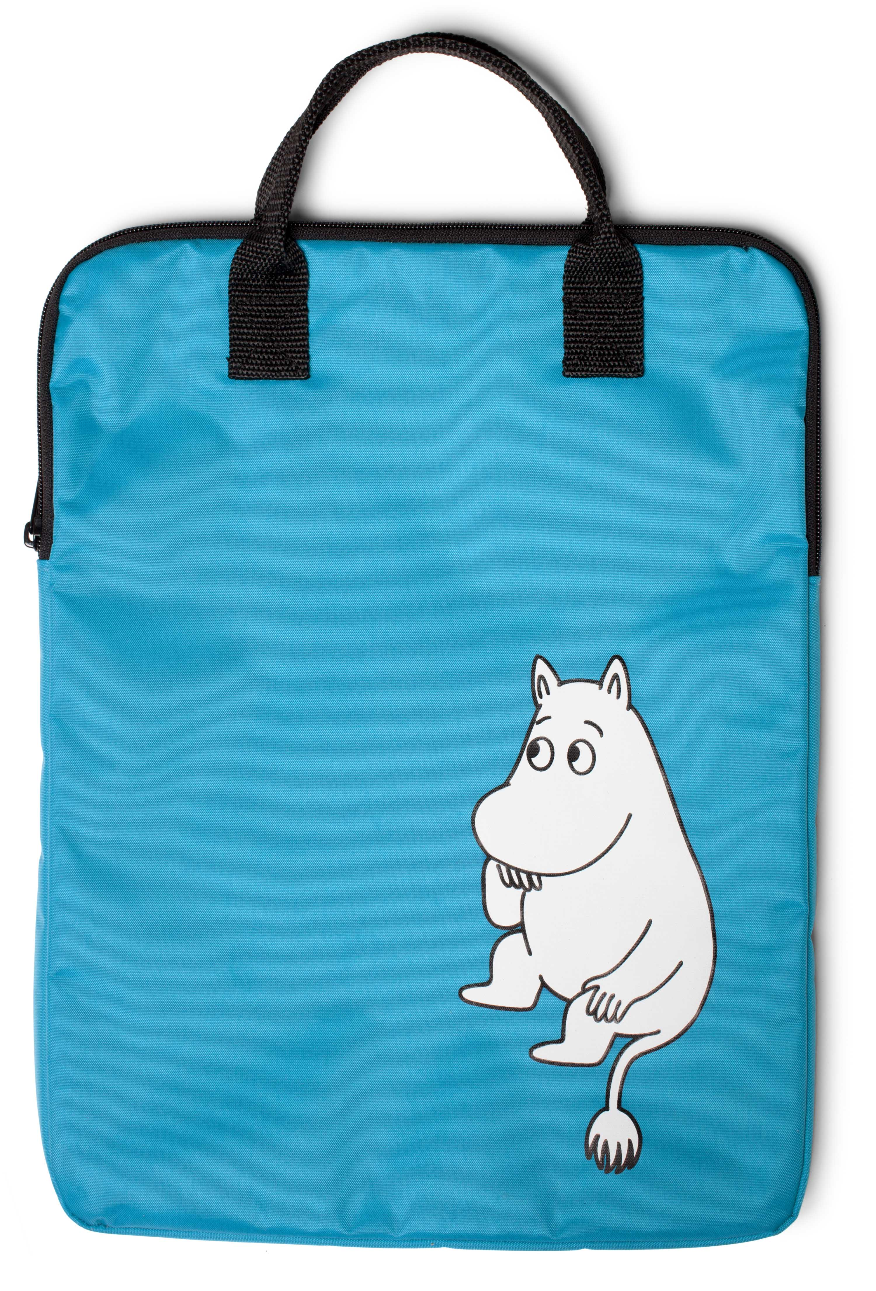 Showroom Finland Moomin Laptop Bag Blue