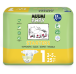 Delipap Muumi Baby Starters 1