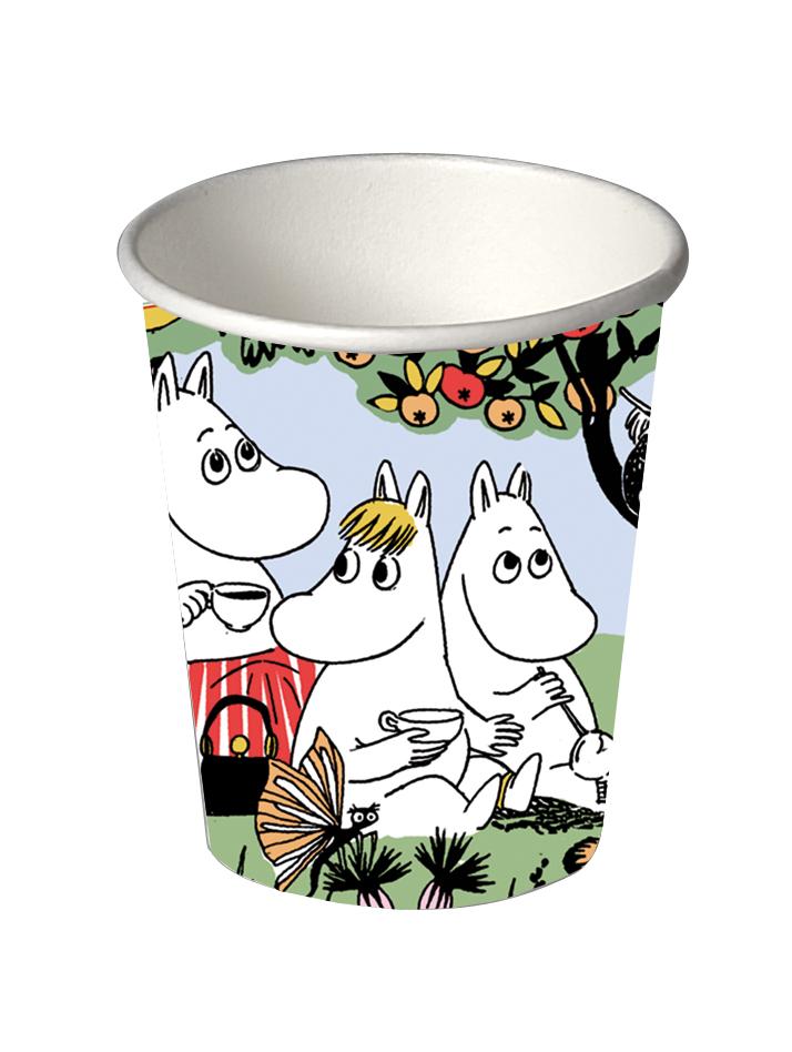 Suomen Kerta Oy Party Moomin hot cup 250 ml