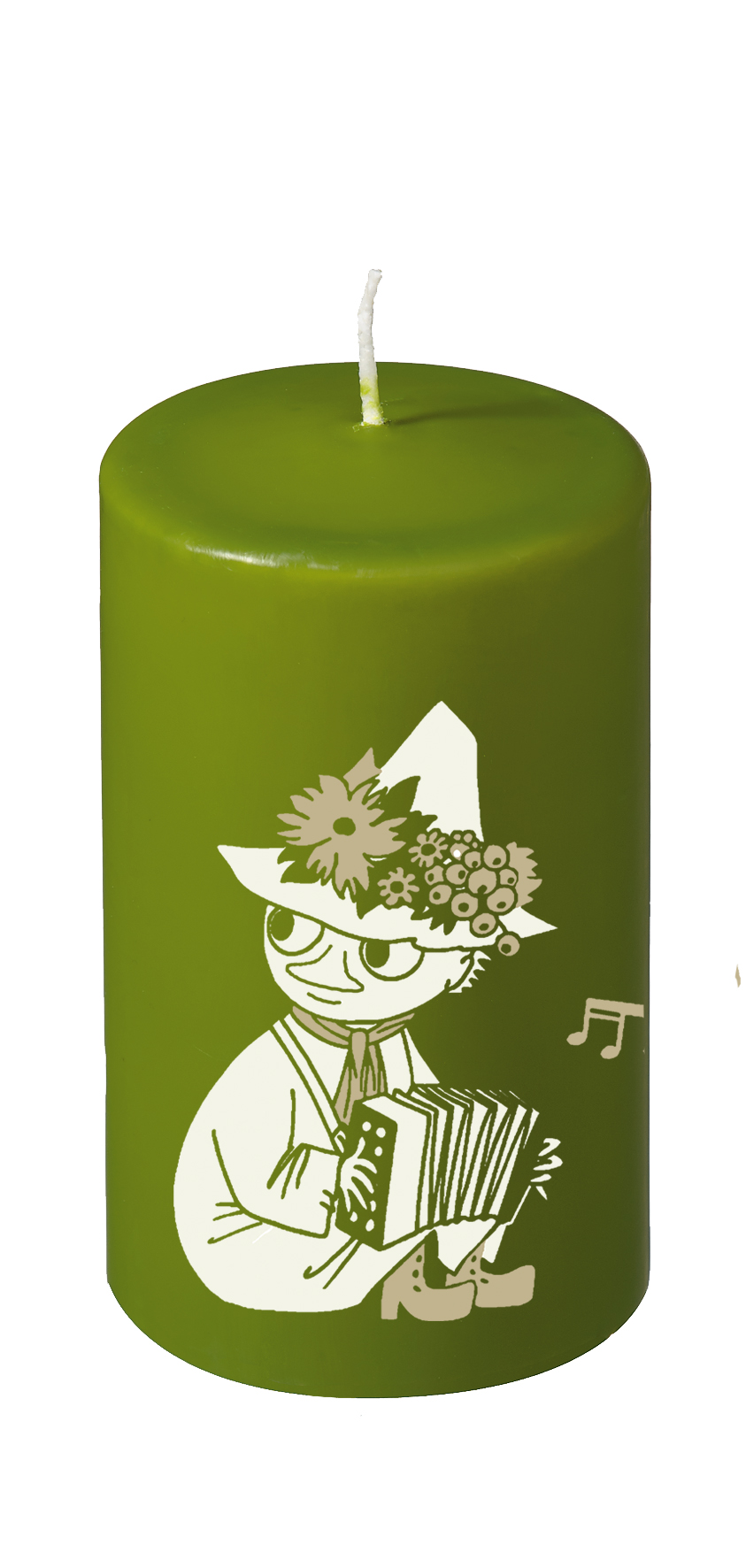 Suomen Kerta Oy Snufkin Pillar Candle