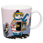 by Arabia Moomin mug 0,3L Tooticky violet