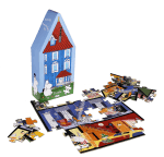 Barbo Toys deco puzzle house