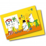 Lamberth - Moomin Note Card