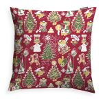 Finlayson Joulumuumi cushion cover