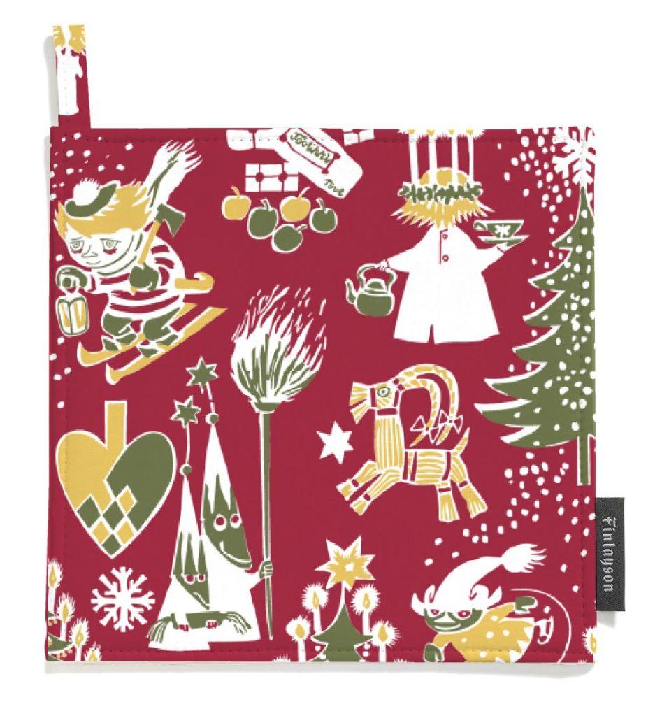 finlayson-patalappu-joulumuumi-punainen