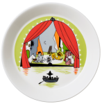 by Arabia Moomin plate 19cm Summer theater