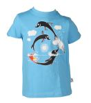 Martinex SPLASH T-SHIRT TURQ