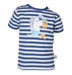 Martinex CRAB T-SHIRT STRIPE BLUE