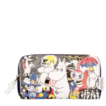House of Disaster- Moomin Comic 1 Wallet
