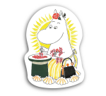 OPTO Cutting Board Shaped Moomin mother