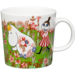 by Arabia Moomin mug 0,3L Midsummer