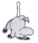 Popomax Glimmis Reflector Moomin head standing