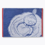 Finlayson HAND TOWEL SNOOZING LITTLE MY BLUE/WHITE 50X70