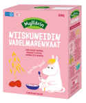 Myllärin Snorkmaiden's Raspberry Rings 300 g