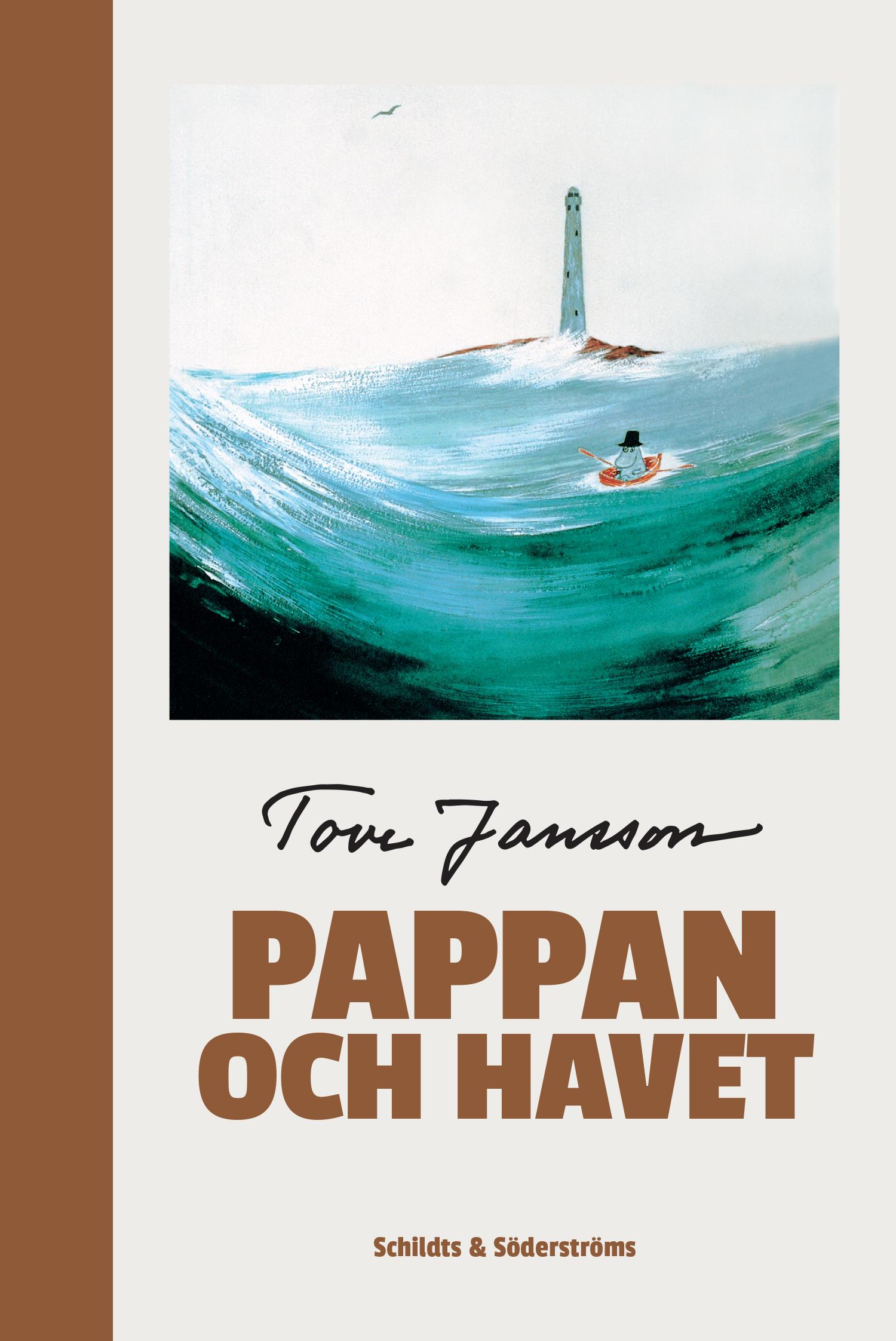 Schildts Pappan och havet