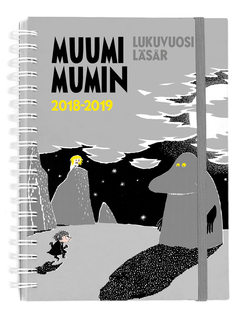 Putinki Planner For Academic Year 18-19