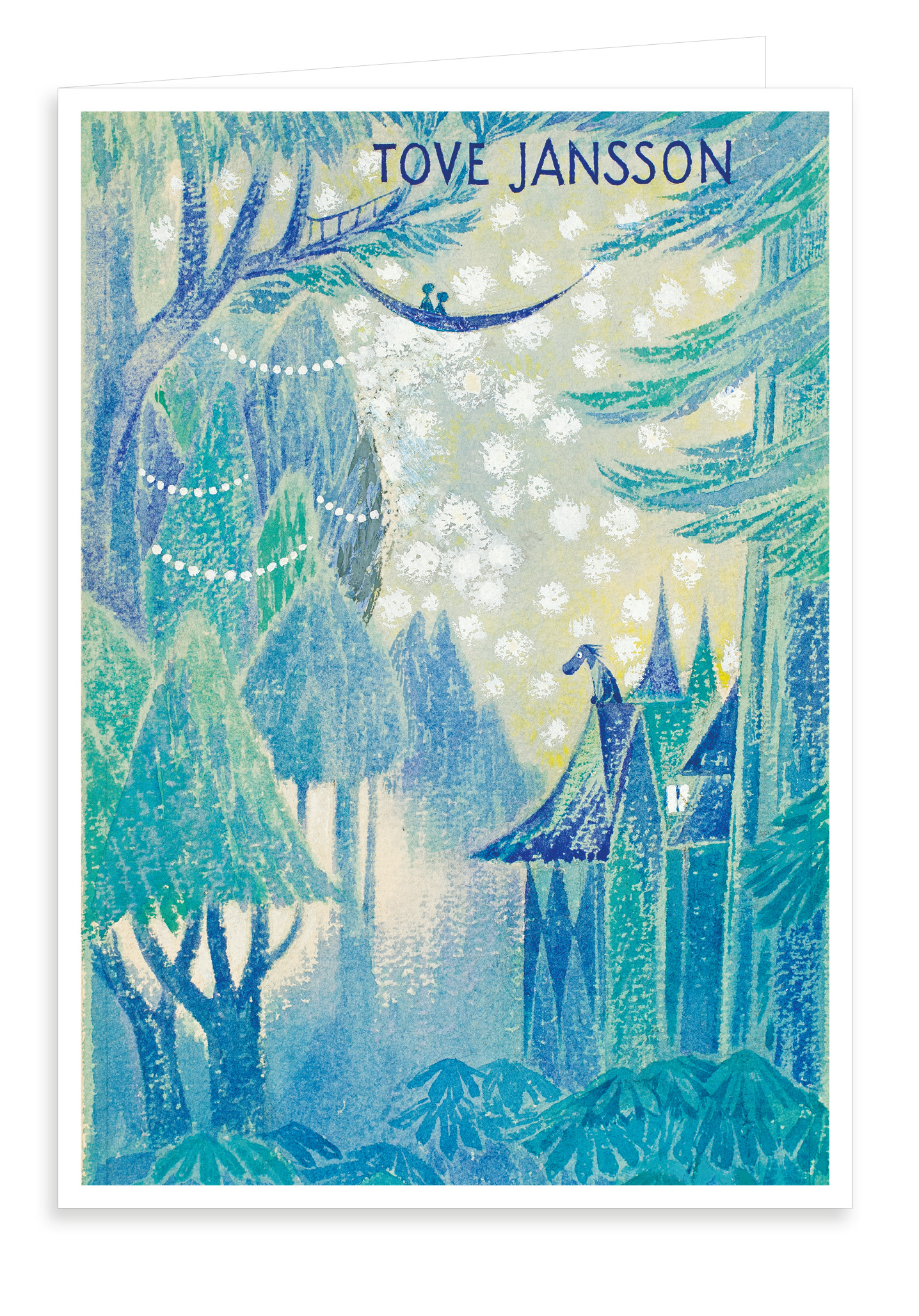 Putinki Greeting Card Tales From Moominvalley Moomin Products
